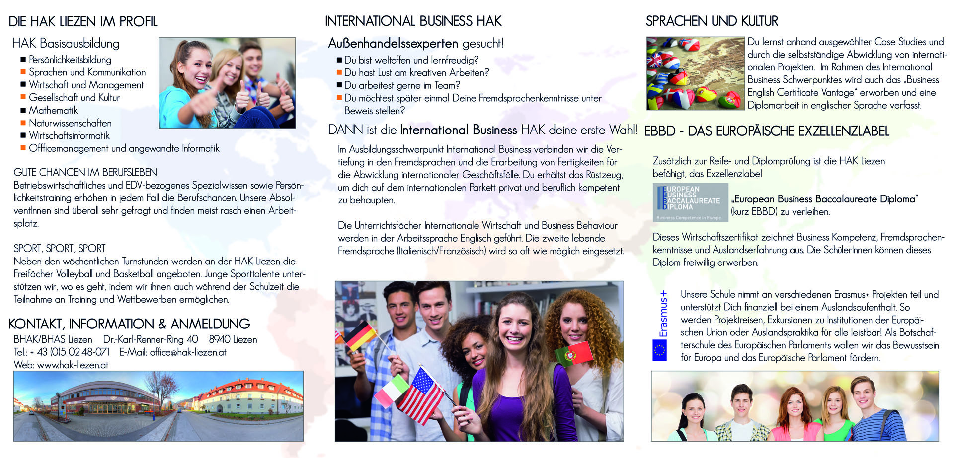 international business folder innen